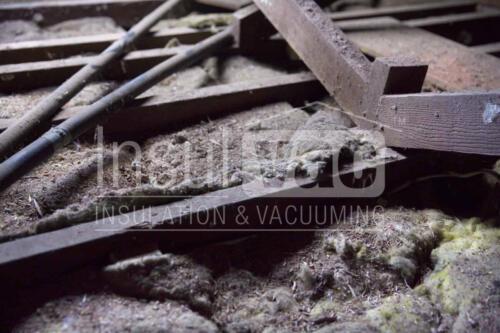 002 01 Insulvac - Old Insulation